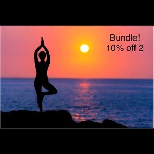 10% off 2 when you Bundle! ♥️
